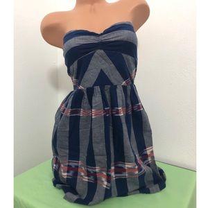 ROXY bandeau dress
